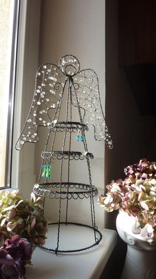 andělská šperkovnice
