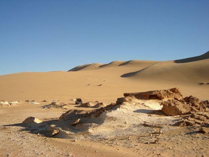 Siwa desert (Egypt)