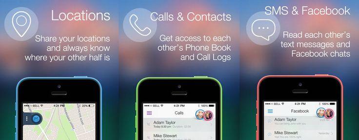 mCouple, una aplicación para saber todo lo que su pareja hace en su smartphone