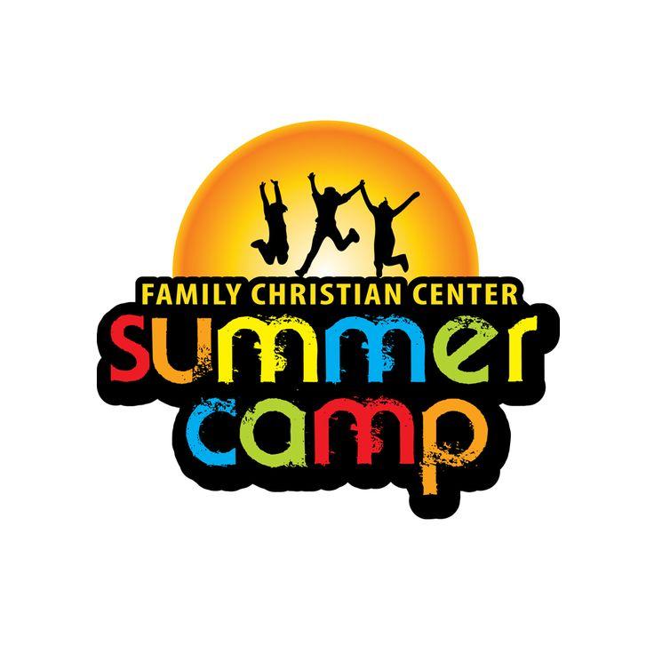 logo inspiration D3AFC Summer youth camp logo