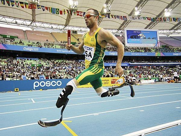 Jeux Olympiques Londres 2012 Athlétisme Oscar Pistorus