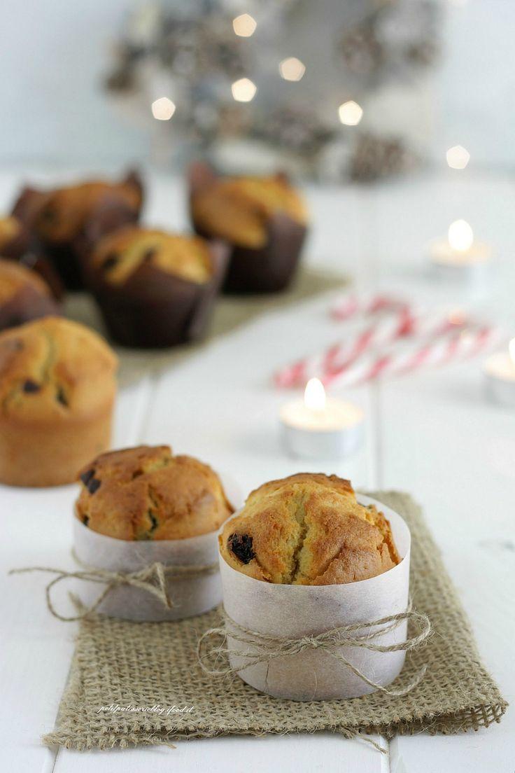 Panettoncini muffin | petitpatisserieblog