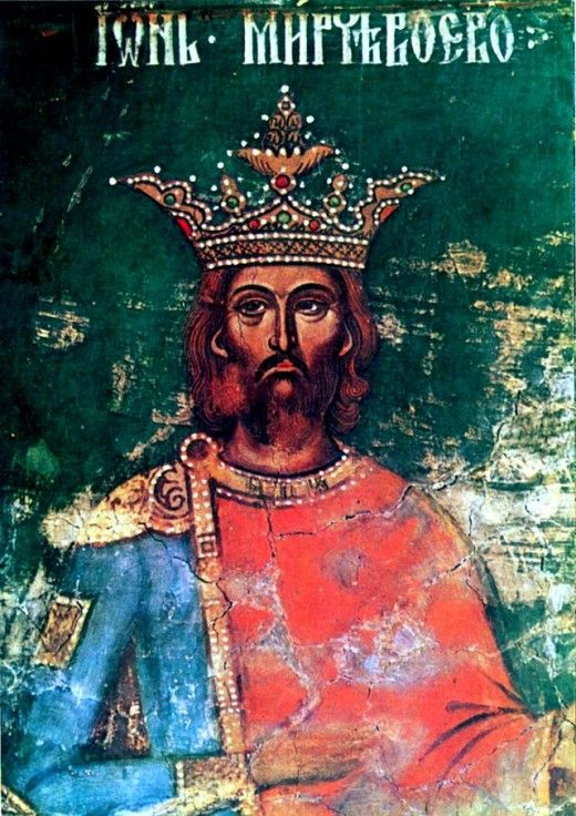 Mircea the Elder, or Mircea I,  grandfather of Vlad III.