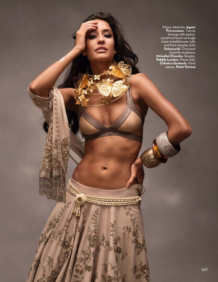 Vogue India November 2014 | Lisa Haydon, Dayana Erappa + More by Tarun Vishwa  [Editorial]