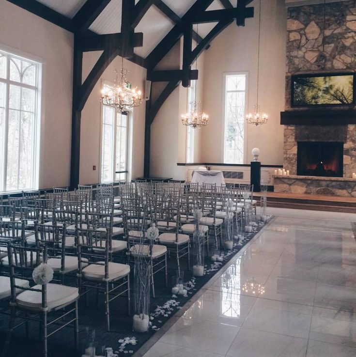 Winter Wonderland wedding at the Ancaster Mill