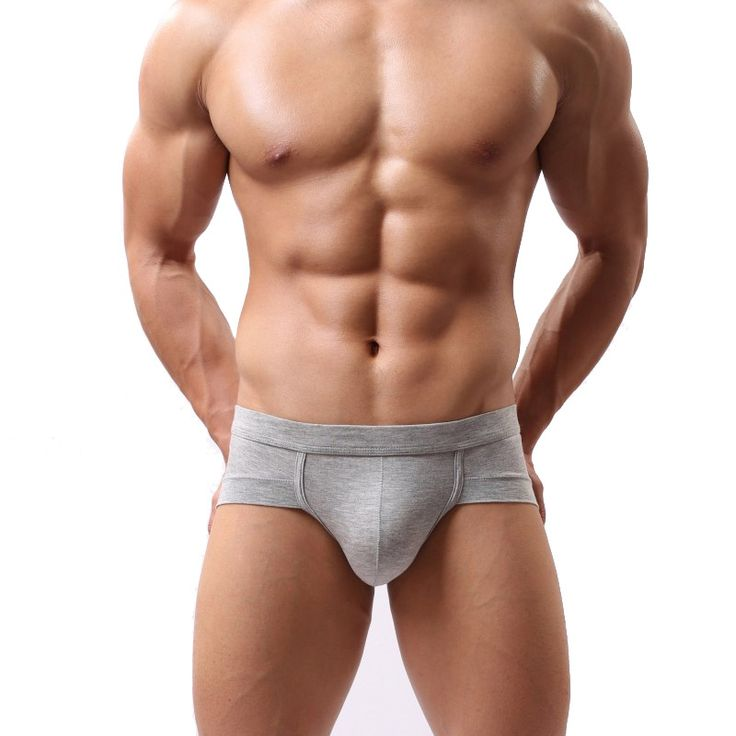 2016 Men Cycling Shorts Man Pouch Shorts Men's Male Modal Comfortable Briefs Underwear Bike Cycling Underwear Plus Size L-XXL