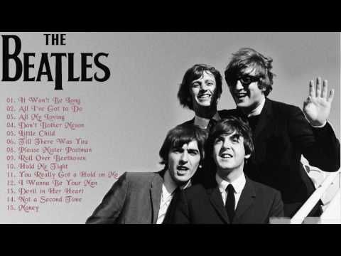 The Beatles Greatest Hits - The Beatles Best Hits - Best Songs Of The Beatles - YouTube