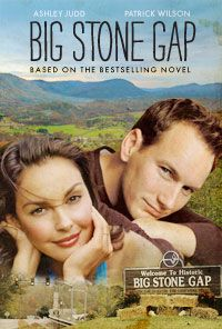 Movie Poster - Based on Adriana Trigiani's national bestselling novel Big Stone Gap.