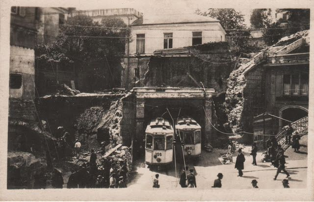 C'ERA UNA VOLTA GENOVA : Piazza Portello e Gallerie Bixio e Garibaldi