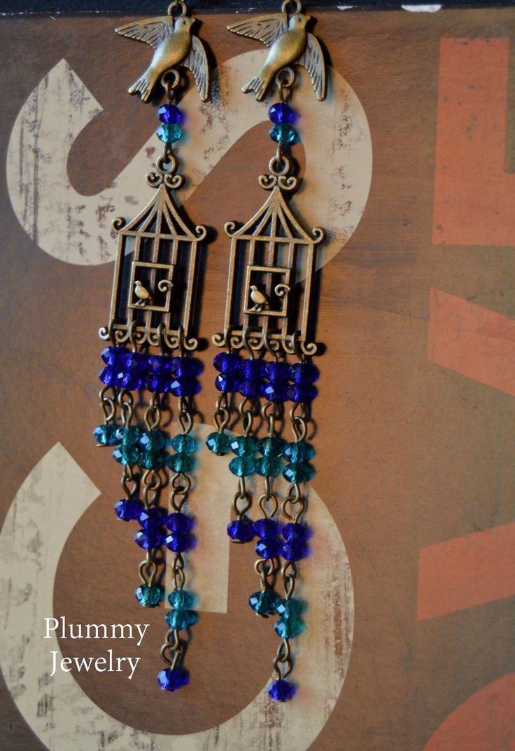 19 best Chandelier earrings - Plummy Jewelry images on Pinterest ...