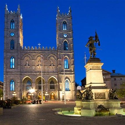 Beautiful Montreal http://www.travelandtransitions.com/destinations/destination-advice/north-america/