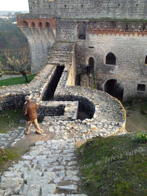 Castelo de Ourém - Distrito de Santarém - Caminhos & Labirintos. Portugal