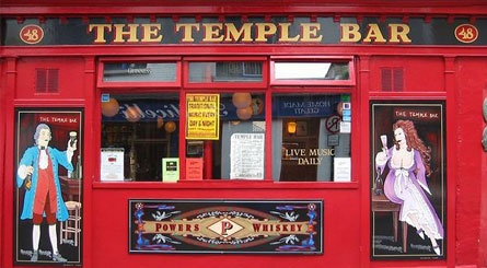Dublín Temple Bar