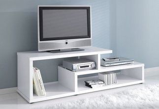 mesa tv lcd led - modulo tv - rack - moderno