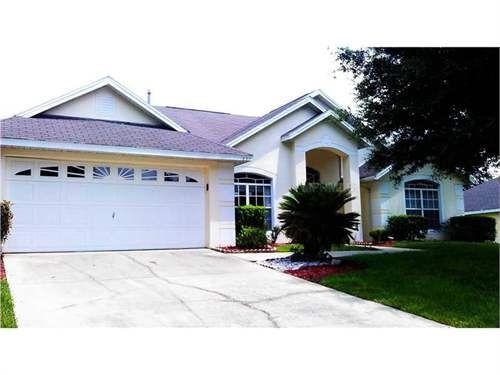 £119,146 - 4 Bed House, Davenport, Polk County, Florida, USA