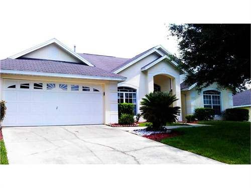 €140,780 - 4 Bed House, Davenport, Polk County, Florida, USA