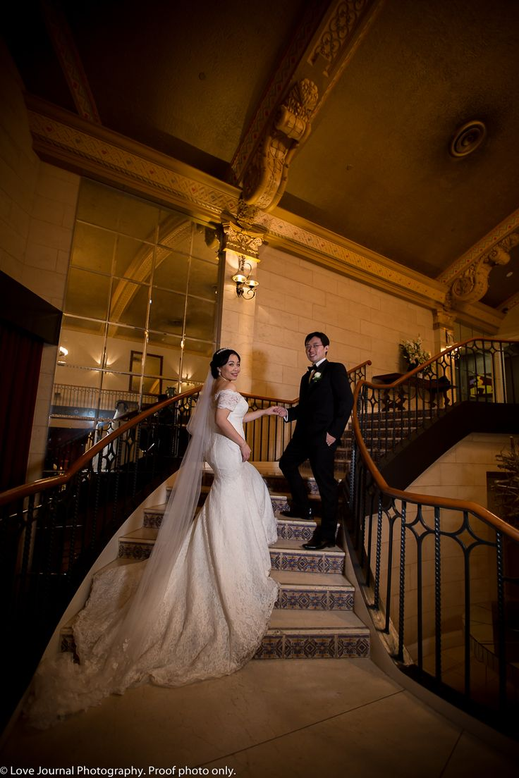 Royce Hotel Grand Staircase - Royce Hotel Melbourne Wedding Venue