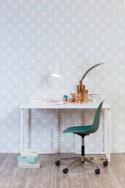 Norsk Trellis #Wallpaper www.storeys.no