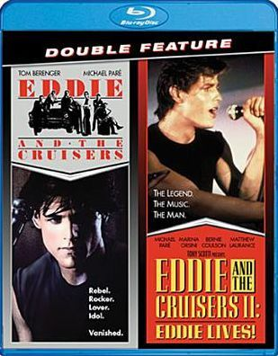 Eddie and the Cruisers/Eddie and the Cruisers Ii: Eddie Lives