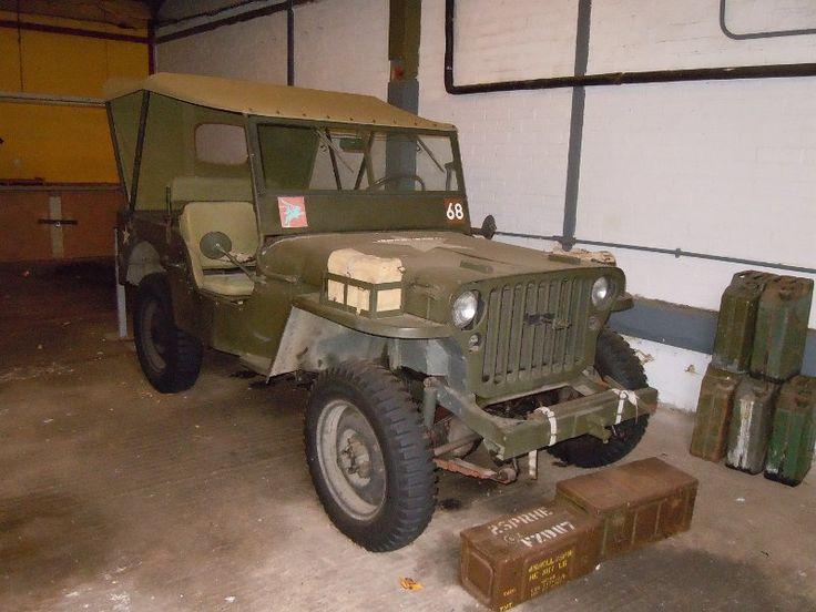 Wartime Jeep.JPG 800×600 pixels