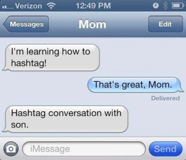 16 Texts That Could Only Come From Mom