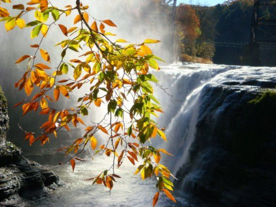 LETCHWORTH STATE PARK by featurevisuals on Etsy