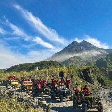 Jeep Merapi Lava tour reservasi kontak 08156868141