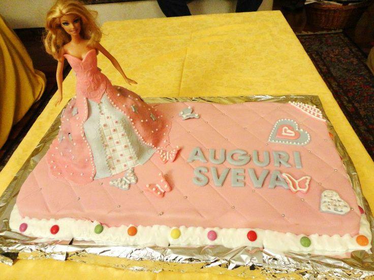 Sveva's Birthday cake