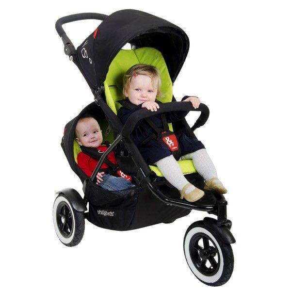 Der phil&teds #Dot #Kinderwagen ist ab sofort dauerhaft im Preis gesenkt. Der #Inline #Buggy kostet ab sofort statt 479€ nur noch 399€.  #phil #teds #günstig