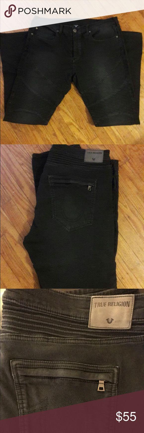 Men's True Religion Black Jeans Relaxed Slim Men's True Religion Jeans Black Relaxed Slim True Religion Jeans Slim