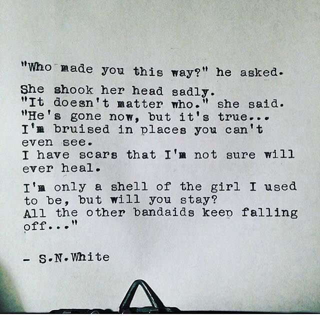 Why Did You Break My Heart Poems Codechaoss