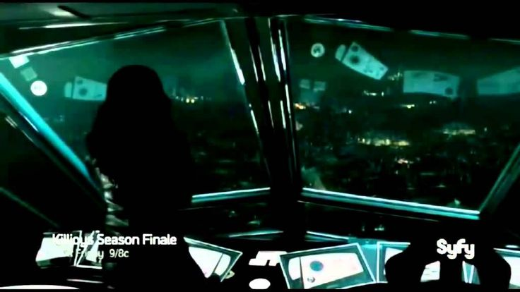 Killjoys 1x10 Escape Velocity - Promo Season Finale