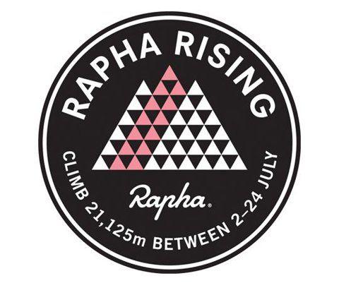 Rapha Rising logo