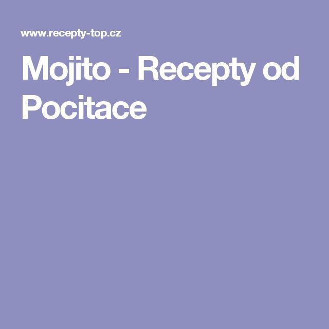Mojito - Recepty od Pocitace