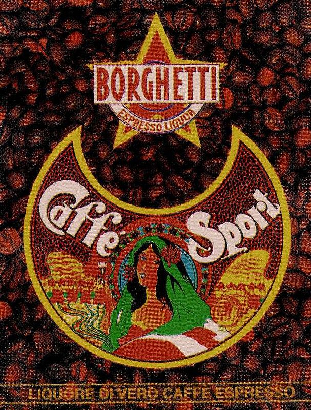Caffè Borghetti    #TuscanyAgriturismoGiratola