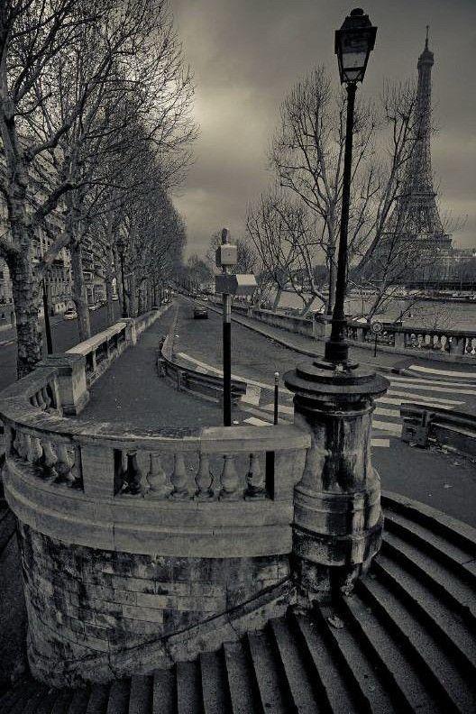 Les plus belles photos de Paris en noir et blanc