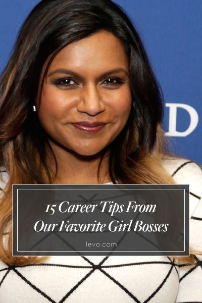 Girl Bosses: Mindy Kaling