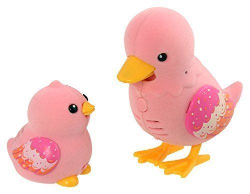 Little Live Pets Duck and Baby are the new tweet talking birds to join the flock. These adorable new duck families sing and talk to each other....