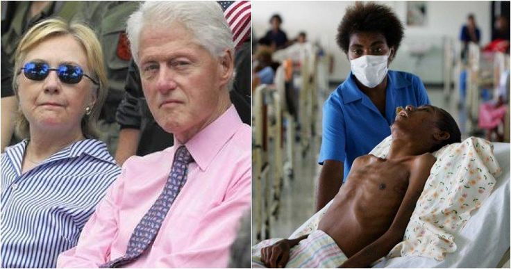 SICK Clinton Foundation Scandal Shows How Little Hillary Thinks Of Blacks....THE CLINTONS ARE THE EPITOME OF EVIL AND IF YOU THINK THEY CARE ABOUT ANYONE BUT THEMSELVES YOU'RE FOOLING YOURSELF! #NEVERMRSBILLCLINTON