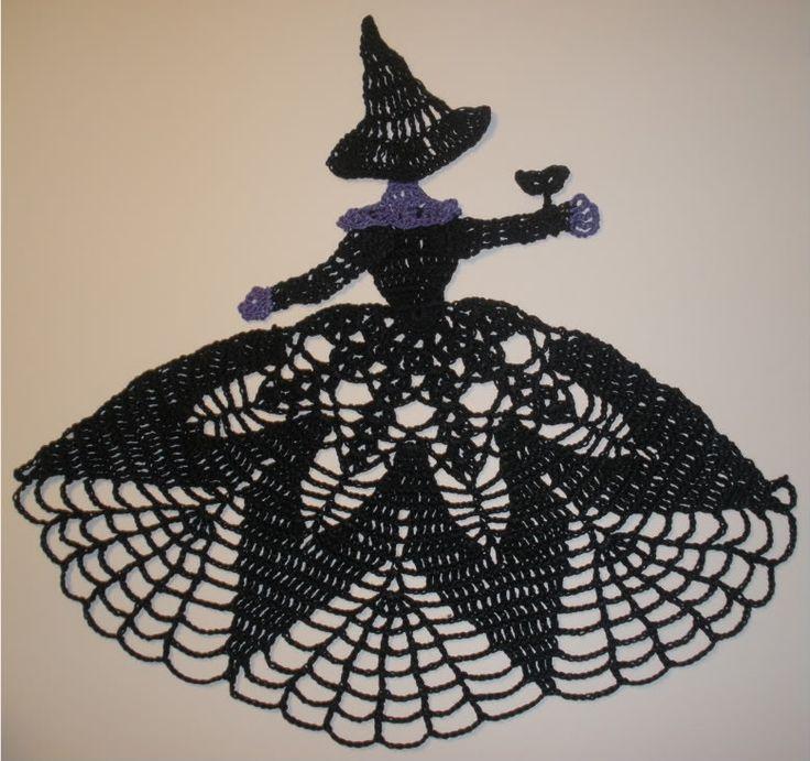 Free Crochet Halloween Doily Pattern Car Interior Design