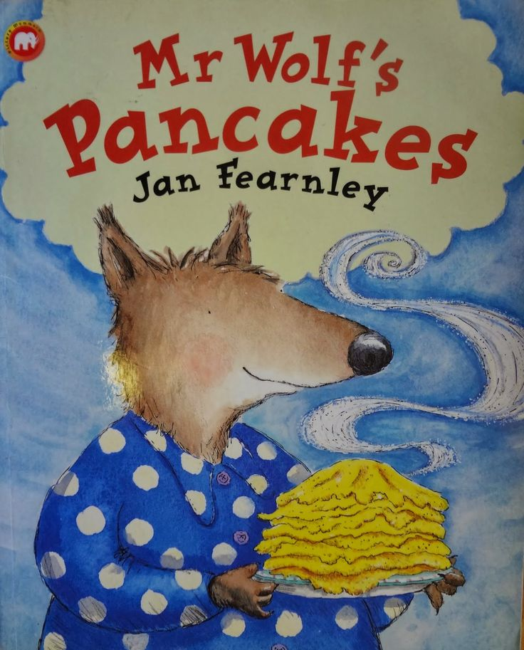 It's all about stories!: Books about | Pancake Day