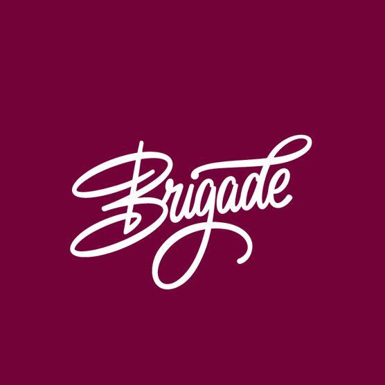 Best typography logo inspiration images on pinterest