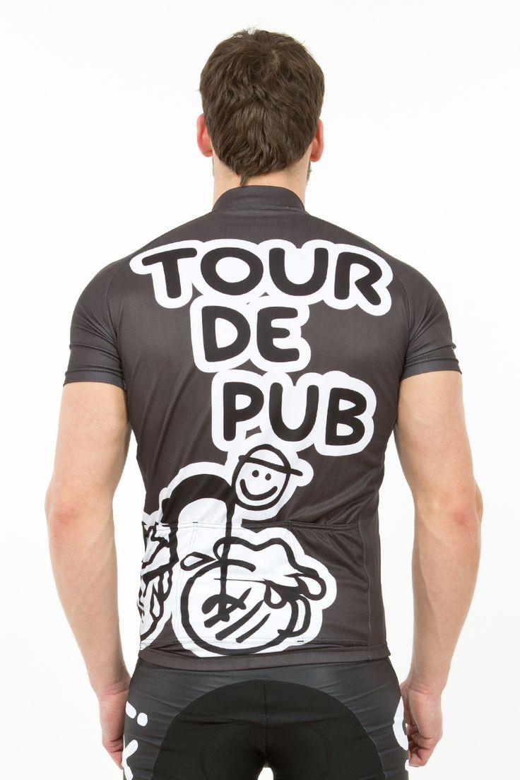 UAX! CYCLING JERSEY TOUR DE PUB  #cycling #travel #original #clothes #original #designs #bicycle #wheel #life #naturelovers #instadaily #instabike #mountainbike #bikes #mtb #goride #love #designs #cyclingjersey #jersey #bike #family #team #cycleteam #cyclingteam #uax #eshop #shopping #fitness #scarf #shop #shopping