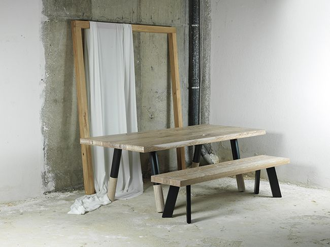 'INDUSTRY' dining table