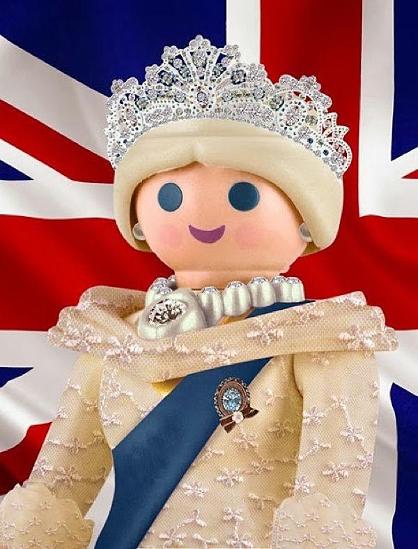 """""""Queen Elisabeth II"""" Richard Unglik"""