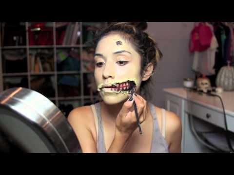 43 best monster make-up images on Pinterest | Make up, Halloween ...
