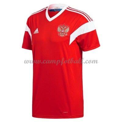 Billige Fotballdrakter Russland VM 2018 Hjemme Draktsett