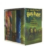 Harry Potter Hardcover Box Set (Books 1-6) (Hardcover)By J. K. Rowling