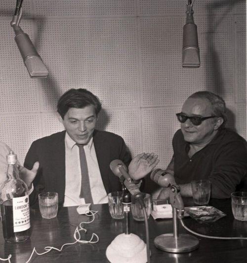 Antônio Carlos Jobim e Vinicius de Moraes