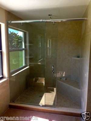 69 best Frameless Shower Doors images on Pinterest   Frameless ...